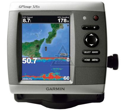 Эхолот GARMIN GPS GPSMAP 526S DF