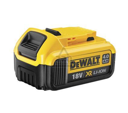 Аккумулятор DEWALT DCB182 18.0В 4.0Ач LiION