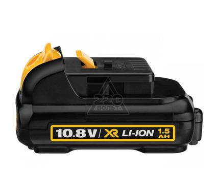 Аккумулятор DEWALT DCB123 10.8В 1.5Ач LiION