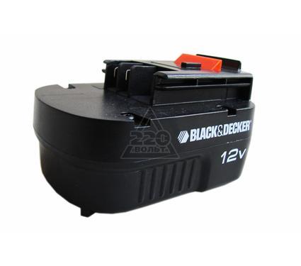 Аккумулятор BLACK & DECKER A12E 12.0В 1.2Ач NiCd