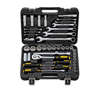 Набор инструментов в чемодане, 42 предмета BERGER BG042-12