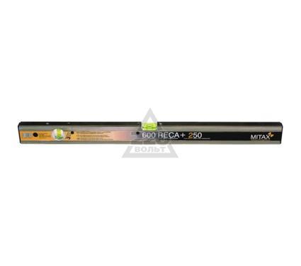 Уровень пузырьковый MITAX RECA+ 250 600мм