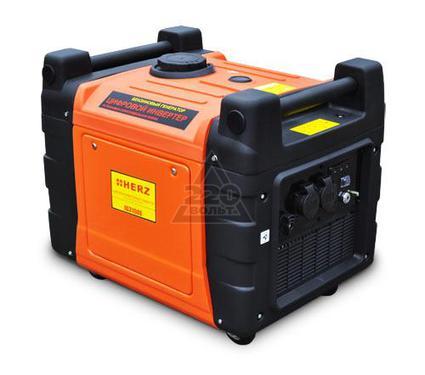 Инверторный бензиновый генератор HERZ IG-3100E