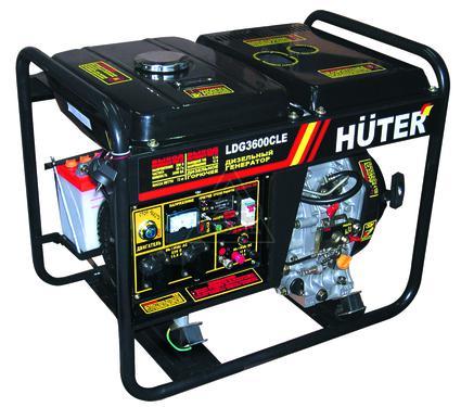 ��������� ��������� HUTER LDG3600CLE
