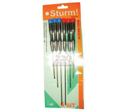 Набор отверток для точных работ, 6 шт. STURM! 1040-02-S6
