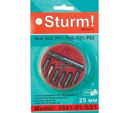 Набор бит STURM! 1041-01-SS1