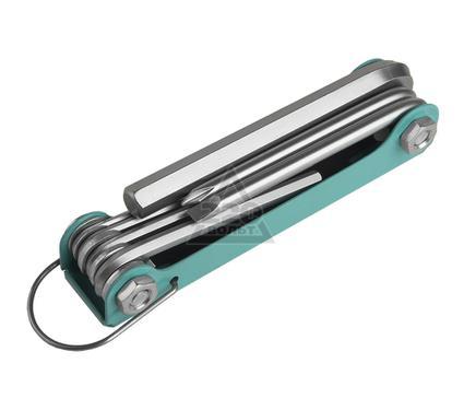 Набор шестигранных ключей складных в ручке, 5 шт. STURM! 1045-05-5Hx2