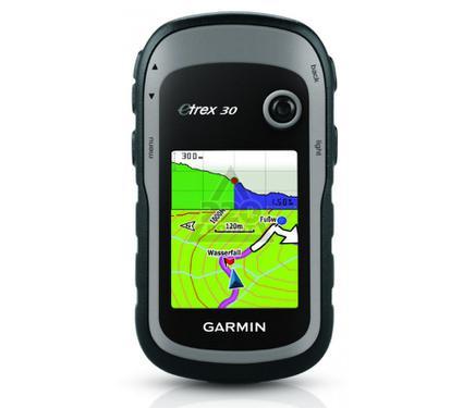 Туристический навигатор GARMIN eTrex 30 GPS\GLONAS Russia