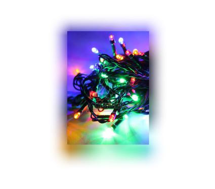 Электрогирлянда КОСМОС KOC GIR140LED RGB
