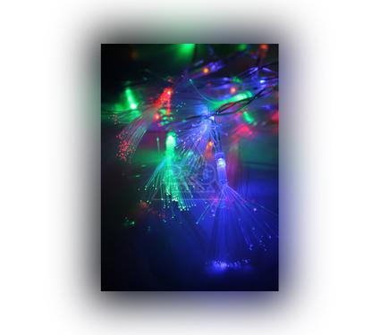 Электрогирлянда КОСМОС KOC GIR40LED RGB
