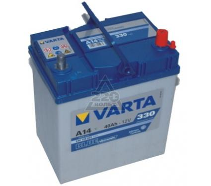 Аккумулятор автомобильный VARTA BLUE dynamic 540 126 033