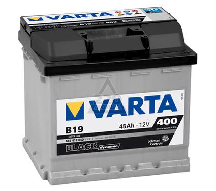 Аккумулятор VARTA BLACK dynamic 545 413 040