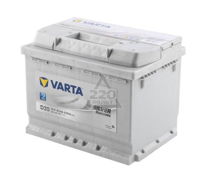 Аккумулятор автомобильный VARTA SILVER dynamic 563 401 061