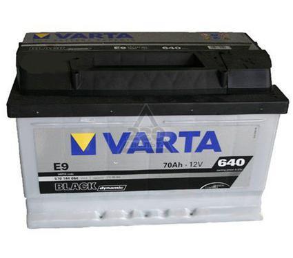 Аккумулятор VARTA BLACK dynamic 570 409 064