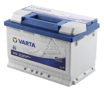 Аккумулятор автомобильный VARTA BLUE dynamic 574 013 068