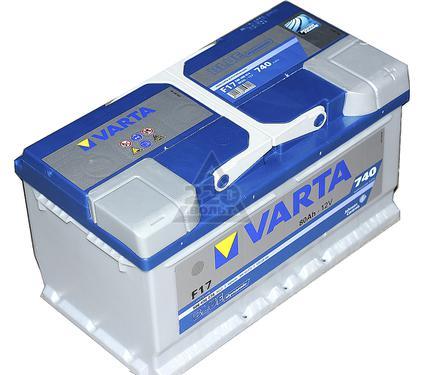 Аккумулятор VARTA BLUE dynamic 580 406 074