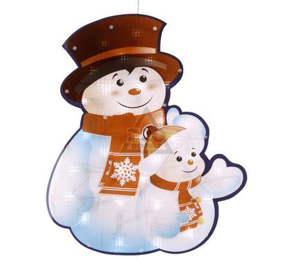 Новогодняя световая фигура LUNTEN RANTA ''Снеговики''