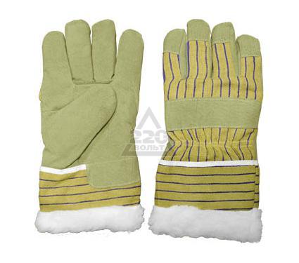 Перчатки спилковые FIT 12450
