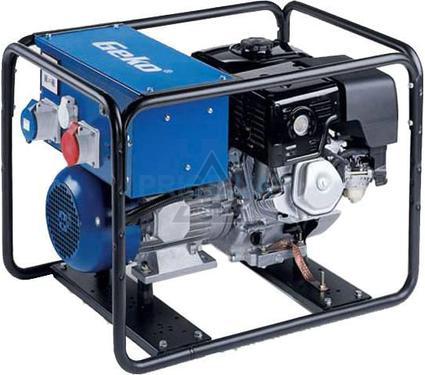 Бензиновый генератор  GEKO 6400 ED-AA/HHBA