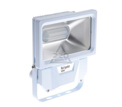 Светодиодный прожектор NAVIGATOR 94 629 NFL-P-30-4K-WH-IP65-LED
