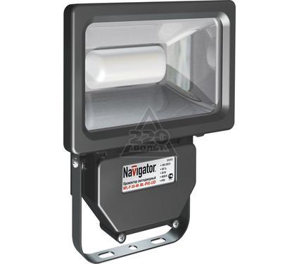 Прожектор NAVIGATOR 94 630 NFL-P-30-4K-BL-IP65-LED