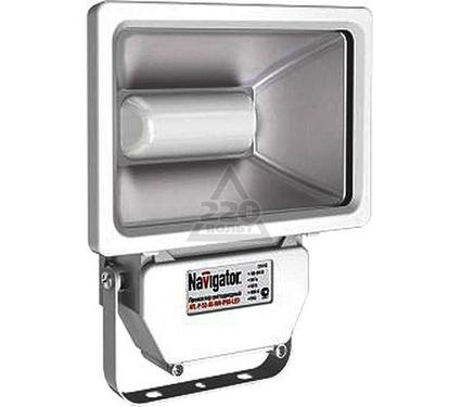 Прожектор светодиодный NAVIGATOR 94 640 NFL-P-50-4K-WH-IP65-LED