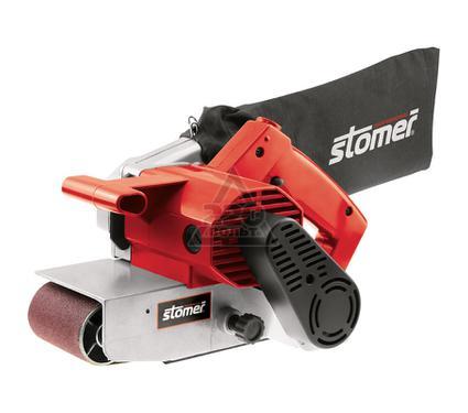 Машинка шлифовальная ленточная STOMER SBS-1000