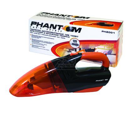 Автомобильный пылесос PHANTOM PH2001