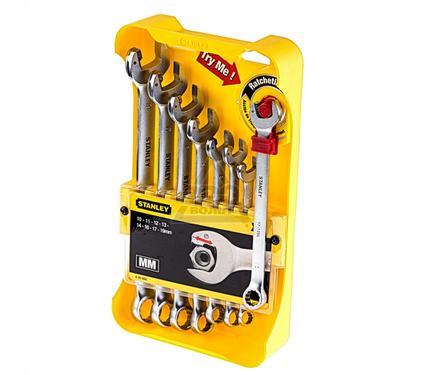 Набор комбинированных гаечных ключей, 8 шт. STANLEY 4-95-660