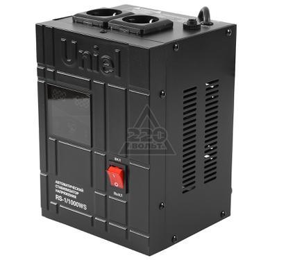 Стабилизатор напряжения UNIEL RS-1/1000WS