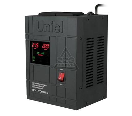 Стабилизатор напряжения UNIEL RS-1/2000WS