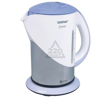 Чайник ZELMER 332 Silver