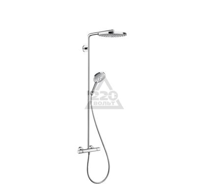 Душевая система HANSGROHE Raindance Select S 240 2jet Showerpipe 27129000