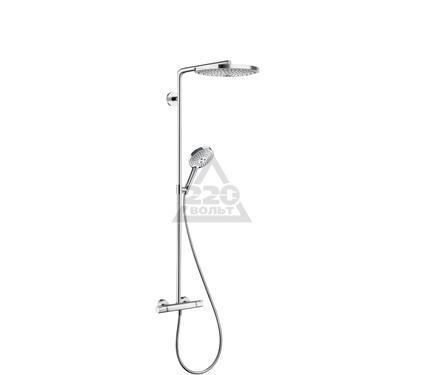 ������� ������� HANSGROHE Raindance Select S 300 2jet Showerpipe 27133000