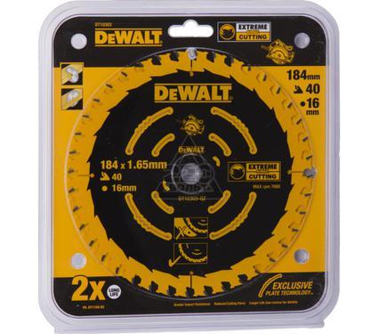 Круг пильный твердосплавный DEWALT DT10303-QZ