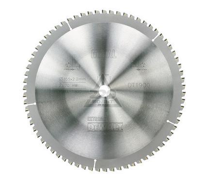 Круг пильный твердосплавный DEWALT DT1900-QZ
