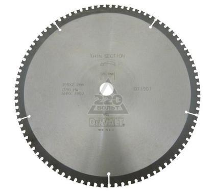 Круг пильный твердосплавный DEWALT DT1901-QZ