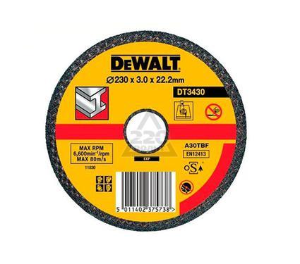 ���� �������� DEWALT 230 X 3 X 22
