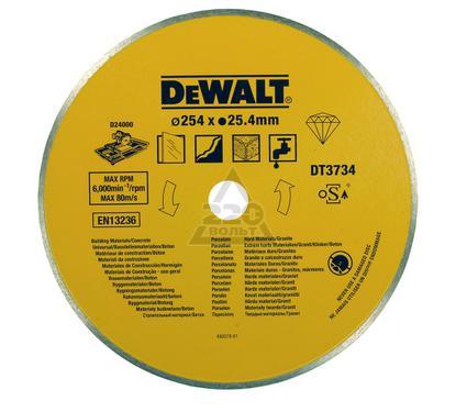 Круг алмазный DEWALT DT3734-XJ