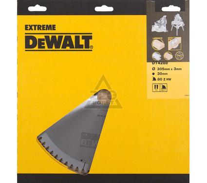 Круг пильный твердосплавный DEWALT DT4288-QZ