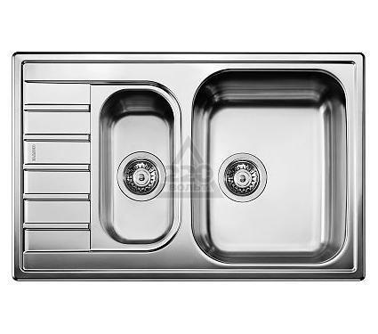 Мойка кухонная из нержавеющей стали BLANCO LIVIT 6 S Compact 515117