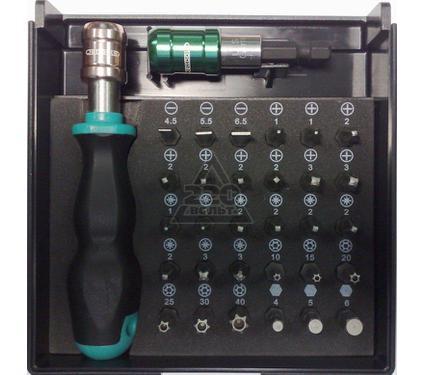Отвертка с битами, 32 шт. JETTOOLS W-3132