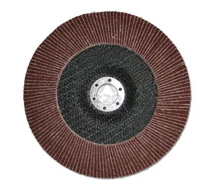 Круг Лепестковый Торцевой (КЛТ) ПРАКТИКА 775-679 115х22мм, Р60