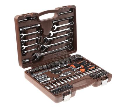 Набор инструментов в чемодане, 82 предмета OMBRA OMT82S12
