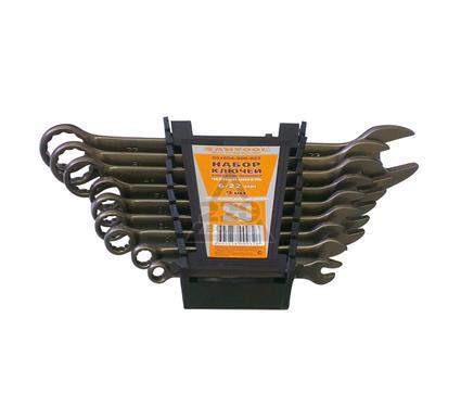 Набор комбинированных гаечных ключей в держателе, 9 шт. SANTOOL 031654-906-022