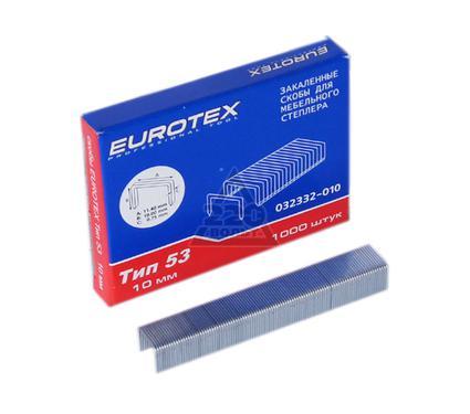 Скобы для степлера EUROTEX 032332-010