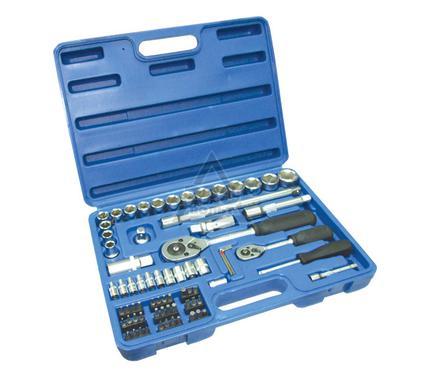 Набор слесарно-монтажных инструментов, 72 предмета SANTOOL 110302-072