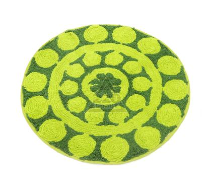 Коврик VERRAN Bouton green 038-50