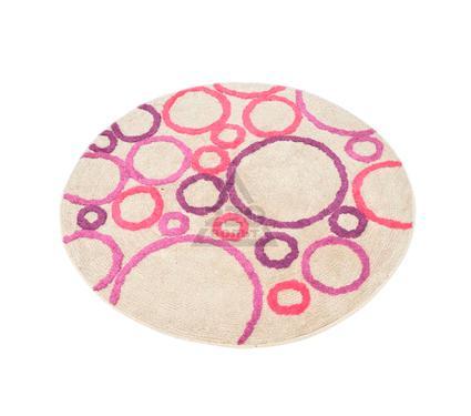 Коврик VERRAN Bubbles pink 041-80