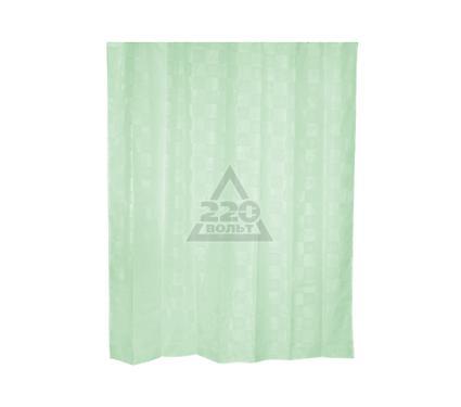 Штора для ванной комнаты VERRAN Dagha green 630-59